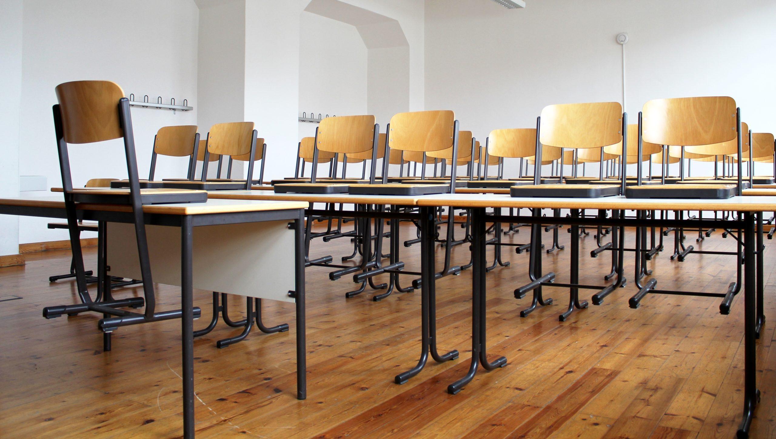 Schule Klassenzimmer