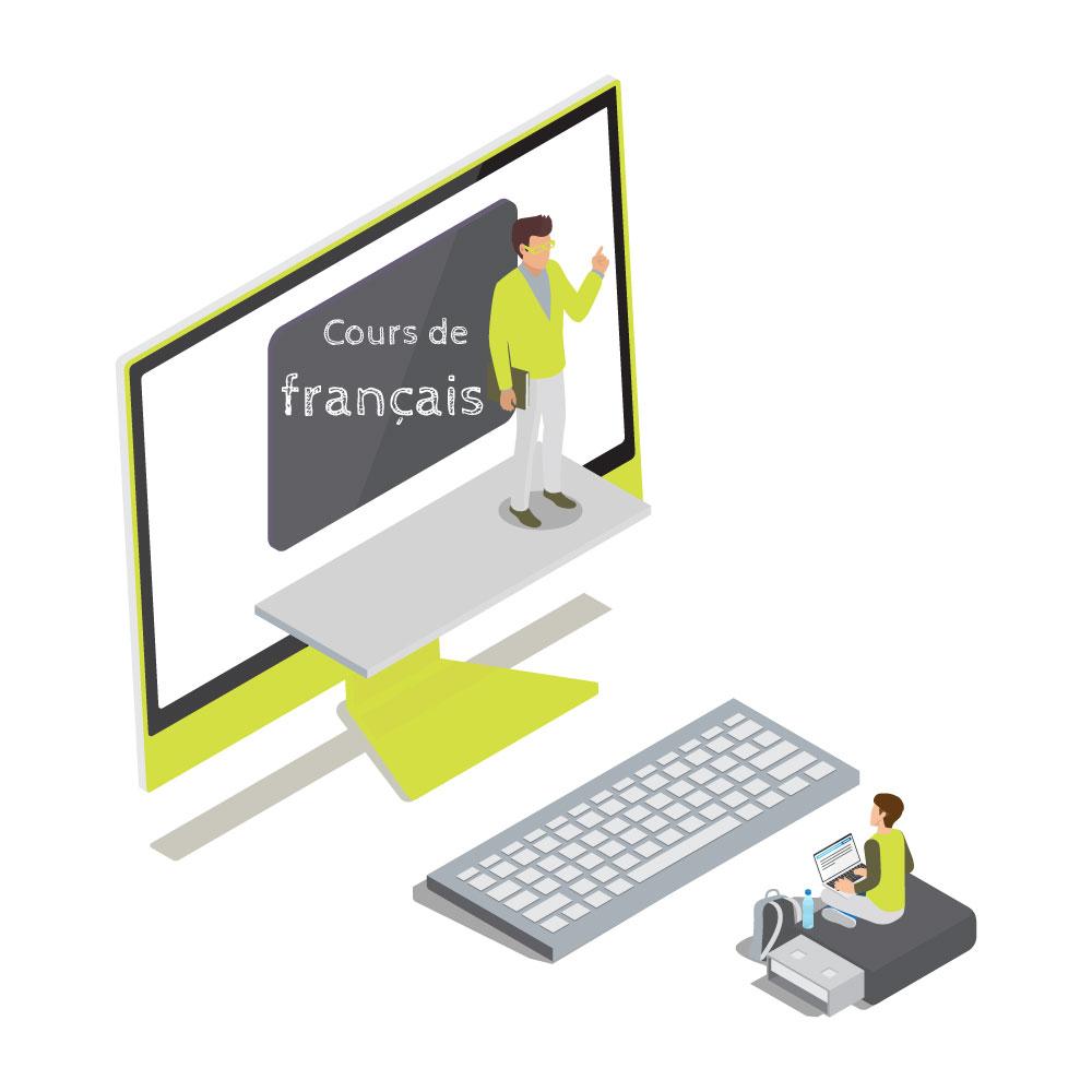 Französisch Nachhilfe Online
