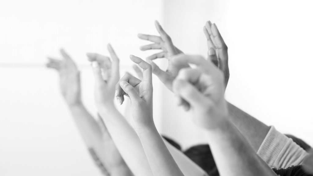 Handzeichen Unterricht