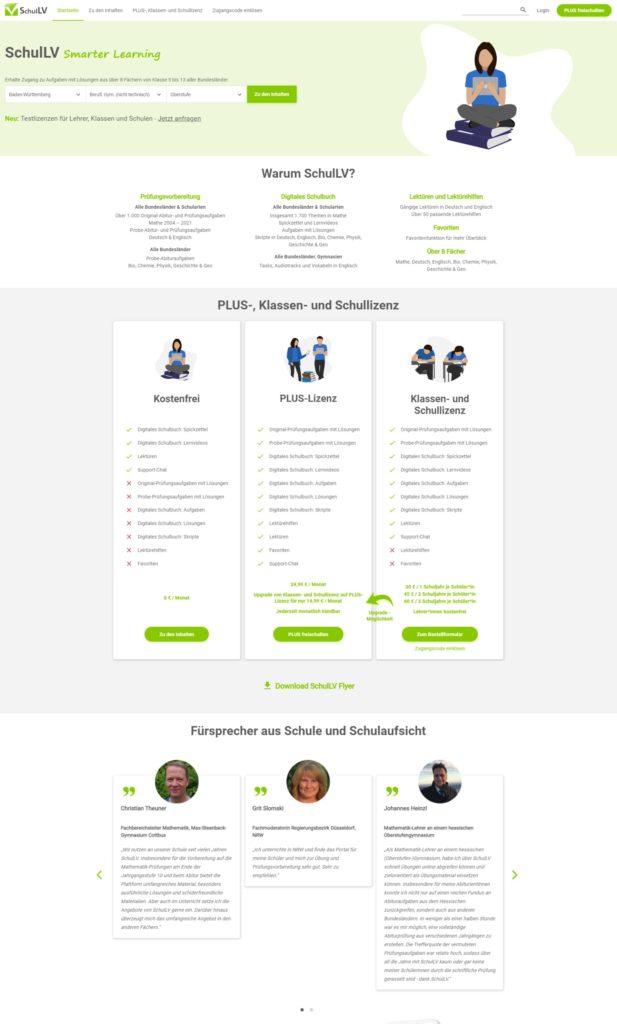 website schullv