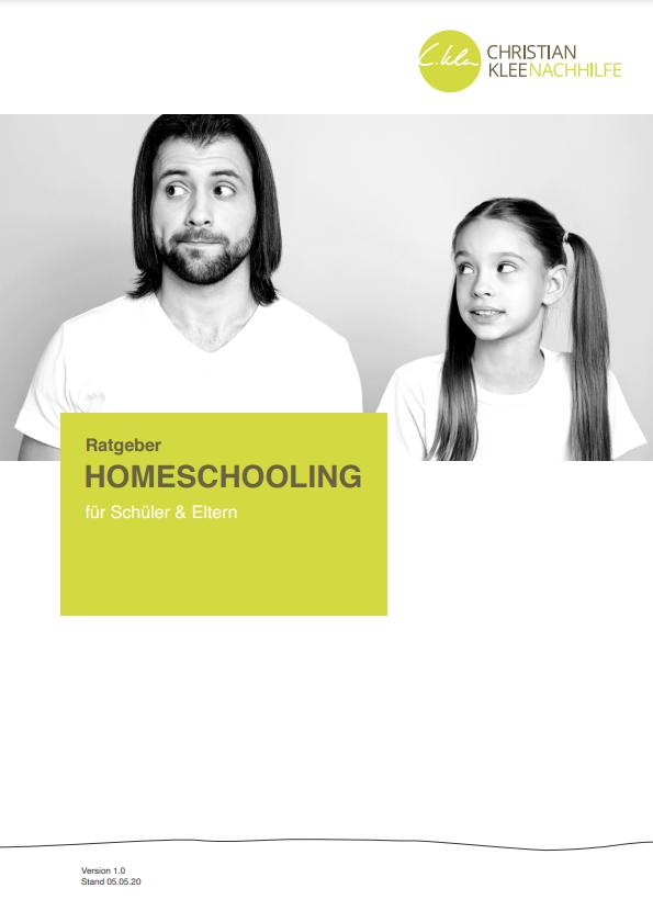 Homeschooling Ratgeber Deckblatt